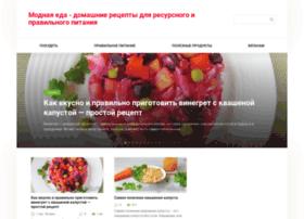Modnaja-eda.ru thumbnail