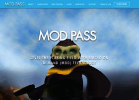 Modpass.ca thumbnail