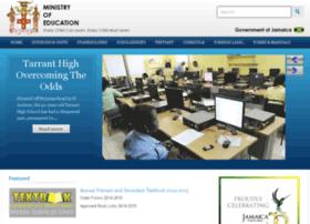 Moeyc.gov.jm thumbnail