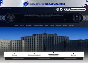 Mogilev-region.gov.by thumbnail