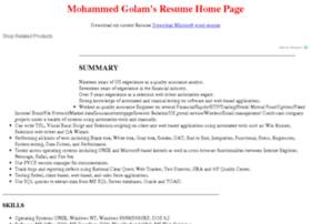 Mohammedgolam.com thumbnail