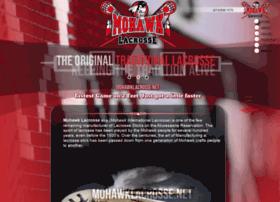 Mohawklacrosse.net thumbnail