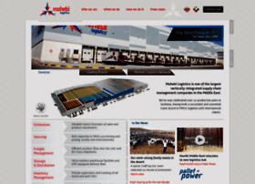 mohebilogistics com at WI  Home - Mohebi Logistics