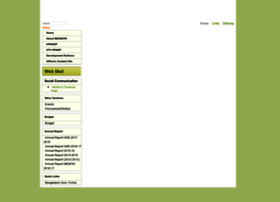 Mohfw.gov.bd thumbnail