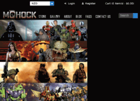 Mohock.co.nz thumbnail