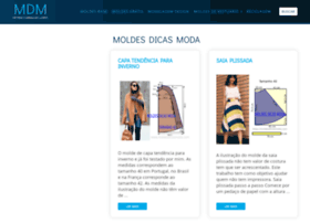 Moldesedicasmoda.blogspot.pt thumbnail