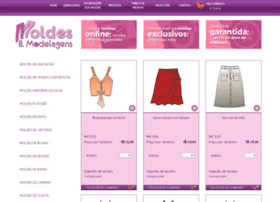 Moldesmodelagens.com.br thumbnail