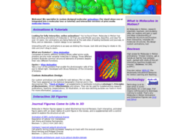 Moleculesinmotion.com thumbnail