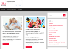 Molodsemja.ru thumbnail