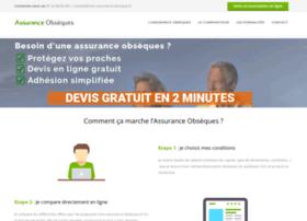 Mon-assurance-obseque.fr thumbnail