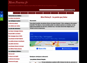 Mon-poeme.fr thumbnail