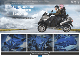 Mon-tablier-scooter.fr thumbnail
