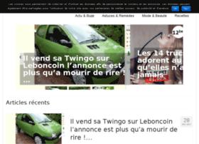 Moncotefeminin.fr thumbnail