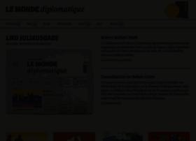 Monde-diplomatique.de thumbnail