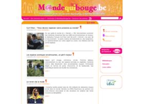 Mondequibouge.be thumbnail