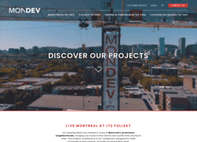 Mondev.ca thumbnail