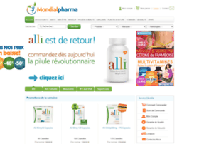 Mondialpharma.net thumbnail