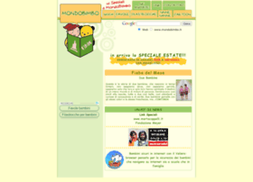 Mondobimbo.net thumbnail