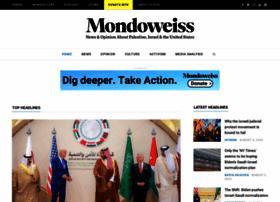 Mondoweiss.net thumbnail