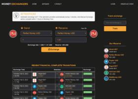 Moneyexchangers.net thumbnail