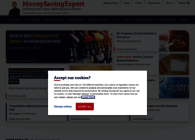 Moneysavingexpert.com thumbnail