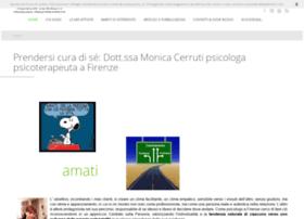 Monicacerruti.it thumbnail