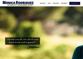 Monicaforcitycouncil.com thumbnail