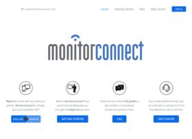 Monitorconnect.com thumbnail
