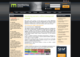 Monitoring-serveru.cz thumbnail