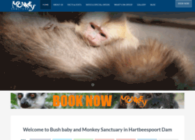 Monkeysanctuary.co.za thumbnail