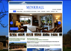 Monkhallcottages.co.uk thumbnail