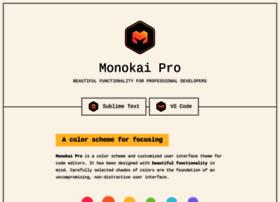 Monokai.pro thumbnail