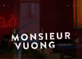 Monsieurvuong.de thumbnail