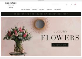 Monsoonflowers.co.uk thumbnail