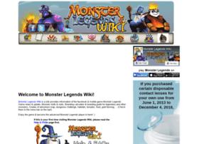 Monster legends 2018 breeding guide