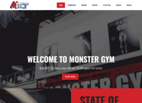 Monstergym.net thumbnail