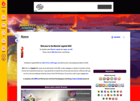 Monsterlegends.wikia.com thumbnail