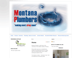 Montanaplumbers.co.za thumbnail