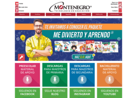 Montenegroeditores.com.mx thumbnail