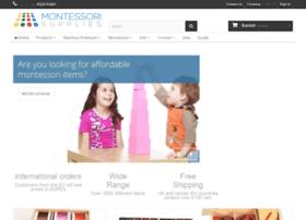 Montessori-supplies.co.uk thumbnail
