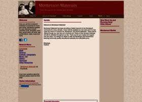 Montessorimaterials.org thumbnail