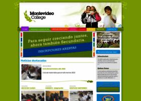 Montevideocollege.edu.uy thumbnail