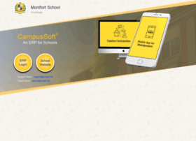 Montfort.campussoft.in thumbnail