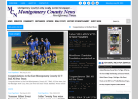 Montgomerycountynews.net thumbnail