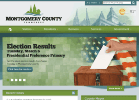 Montgomerycountytn.org thumbnail