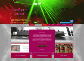 Montreal-dance.de thumbnail