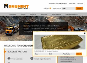 Monumentmining.com thumbnail