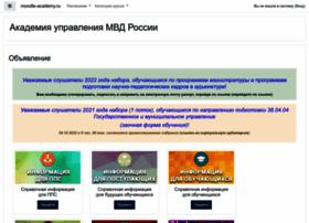 Moodle-academy.ru thumbnail