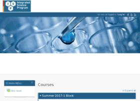 Moodle.integratedscienceprogram.com thumbnail