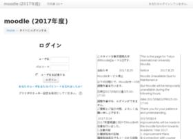 Moodle.tiu.ac.jp thumbnail